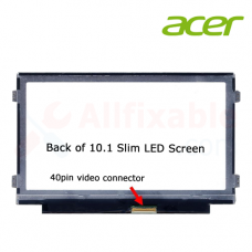 "10.1"" Slim LCD / LED Compatible  For Acer Aspire One 521 D260 D270 Happy 1 2"