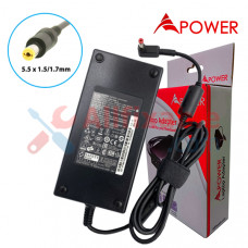 APower Adapter Replacement For Acer 19.5V 9.23A (5.5x1.5/1.7) Aspire V17 Nitro VN7-793G VN7-791G 180W