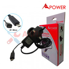 APower Laptop Adapter Replacement For Acer 12V 1.5A (5P / Micro) 18W Iconia Tab A510 A511 A700 A701