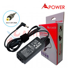 APower Laptop Adapter Replacement For Acer 19V 1.58A (5.5x1.5/1.7) Aspire One D255 D260 D270 Happy 2 ZG5 Iconia Tab W500 W501