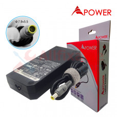 APower Laptop Adapter Replacement For 20V 8.5A (7.9x5.5) Lenovo ThinkPad W520 W530 Charger