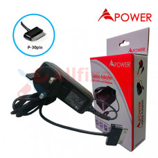 """APower Laptop Adapter Replacement For Samsung 5V 2A (P-30Pin) 10W Galaxy Note 10.1"""" Tab 2 3 4 S Pro 7"""" 7.7"""" 8.9"""" 10.5"""""""