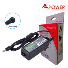 APower Laptop Adapter Replacement For Sony Vaio 19.5V 2.15A (6.0/6.5x4.4) 42W PCG-R600 PCG-Z505 SVT11 VPC-W11