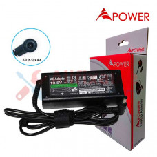 APower Laptop Adapter Replacement For Sony 19.5V 4.7A (6.0/6.5x4.4) 90W Vaio VPC-EB VGN-N VGN-FZ VGN-E PCG-NV PCG-GRS