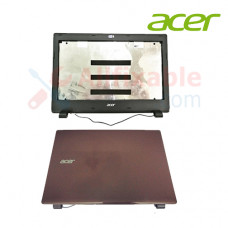 Laptop Cover (A B) Replacement For Acer Aspire E5-411 E5-471 E5-471G Casing Case