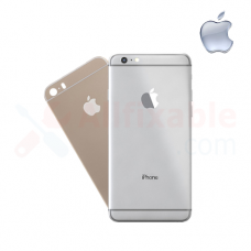 Smartphone Back Housing Replacement For  IPhone 6  A1586  A1589