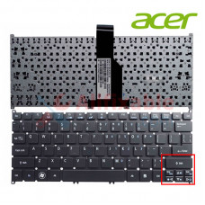 Keyboard Compatible For Acer Aspire S3 S3-391 S5 S5-951 One 725 756