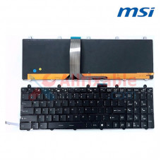 Keyboard Compatible For MSI Apache Pro GE60 GT60 GT70 GX60 GX70 with Backlit Backlight