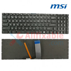 Keyboard Compatible For MSI GS60 GS70 GT72 GE62 GE72 with Backlit Backlight