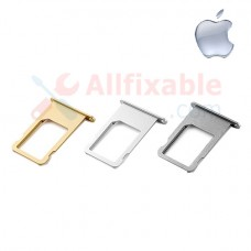 Smartphone Sim Card Tray Replacement For Apple Iphone 6 A1586 A1589
