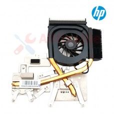 Laptop CPU Fan + Heatsink Compatible For HP DV6-1000 Series