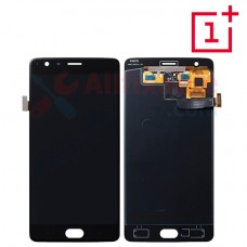 Smartphone Fullset LCD / LED Replacement For OnePlus Three