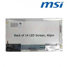 "14"" LCD / LED Compatible For MSI CR420"