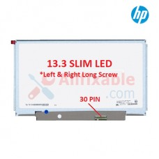 "13.3"" Slim LCD / LED (30pin L/R Long Screw) Compatible For HP 430 G3"