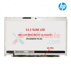 "13.3"" Slim LCD / LED Special (40pin) Compatible For HP Spectre XT 13-2215TU LP133WH5-TS-A1"