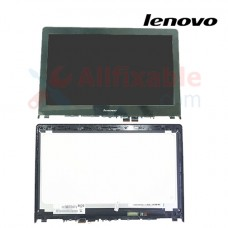 Touch Panel + LED Compatible For Lenovo Yoga 500-15ISK 500-15IBD
