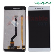 Smartphone Fullset LCD / LED Replacement For Oppo F1
