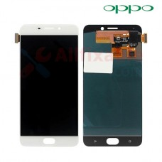 Smartphone Fullset LCD / LED Replacement For Oppo F1 Plus