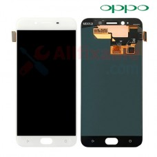 Smartphone Fullset LCD / LED Replacement For Oppo R9S