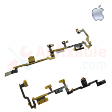Tablet Power & Volume Ribbon Replacement For IPad 2 A1395 A1396 A1397