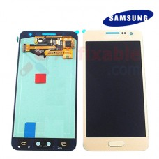 Smartphone Fullset LCD / LED Replacement For Samsung A3_A300F