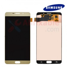 Smartphone Fullset LCD / LED Replacement For Samsung A9 Pro A910