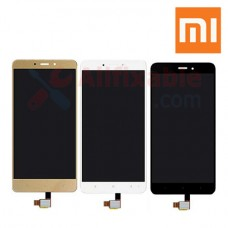 Smartphone Fullset LCD / LED Replacement For Hong Mi Note 4