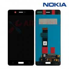 Smartphone Fullset LCD / LED Replacement For Nokia 5