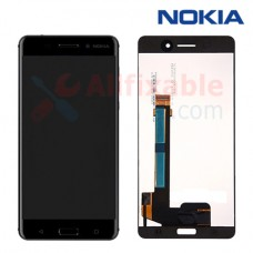 Smartphone Fullset LCD / LED Replacement For Nokia 6