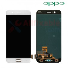Smartphone Fullset LCD / LED Replacement For Oppo R11