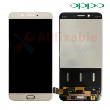Smartphone Fullset LCD / LED Replacement For Oppo R9S Plus