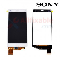 Smartphone Fullset LCD / LED Replacement For Sony Xperia Z3 Mini D5803